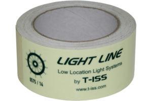 Photoluminescent Tape Image