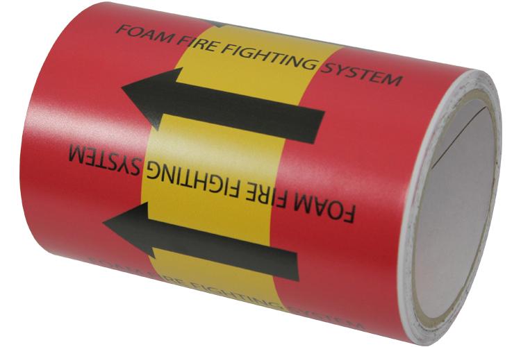 Pipe Marking Type 2 PVL Image