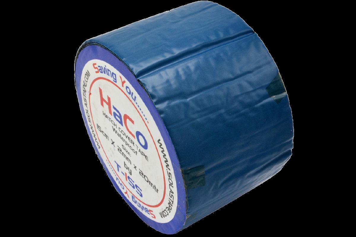 Hatch Cover Blueliner Tape Image